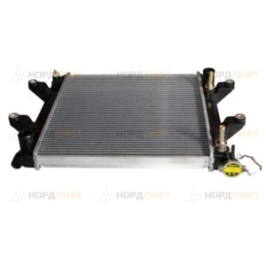 Радиатор TD27H1520 J01,02 ATM 21460-40K03
